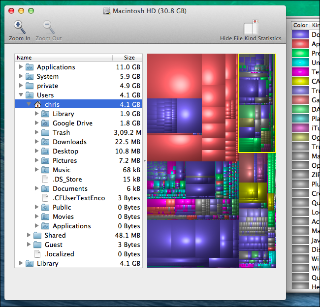 Free Disk Space on_Mac
